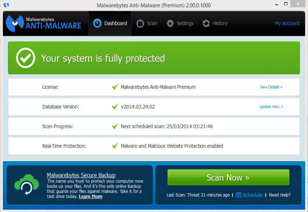 Purchase Malwarebytes Anti-Malware